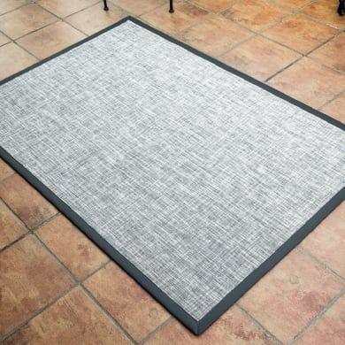Tappeto Pradera , grigio, 160x230 cm