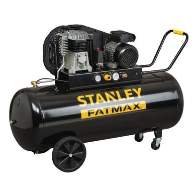 Compressore a cinghia STANLEY FATMAX 3 hp 10 bar 200 L