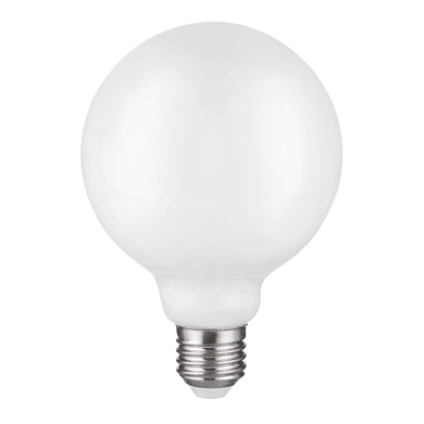Lampadina LED filamento, E27, Globo, Opaco, Luce naturale, 15W=2080LM (equiv 15 W), 360°