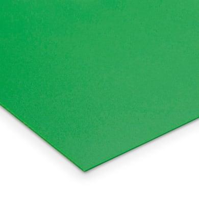 Lastra polipropilene verde 21 cm x 29.7 cm, Sp 1 mm
