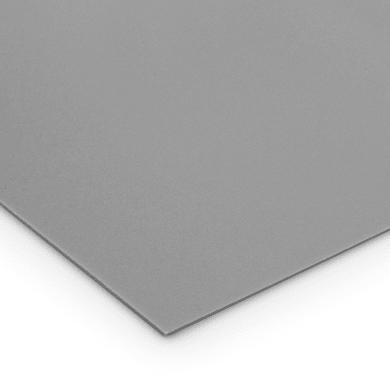 Lastra polipropilene grigio 21 cm x 29.7 cm, Sp 1 mm