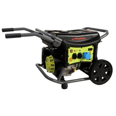 Generatore di corrente PRAMAC WX6200 5800 W
