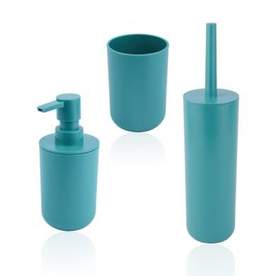Accessori Bagno Verde Acqua.Set Accessori Bagno Appoggio Prezzi E Offerte Online Leroy Merlin 31