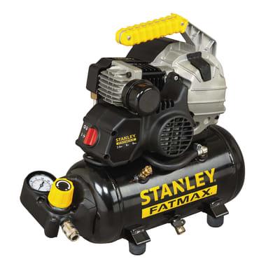 Compressore ad olio STANLEY FATMAX HY 227/8/6E 2 hp 8 bar 6 L