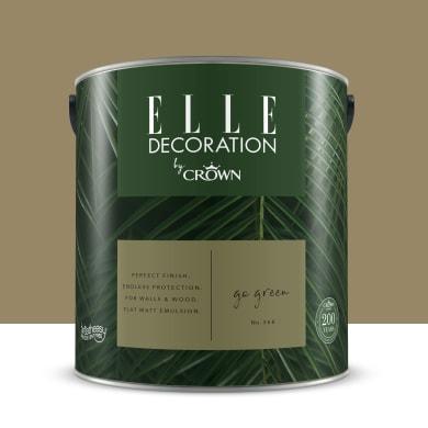 Pittura murale ELLE DECORATION 2.5 L go green no.368