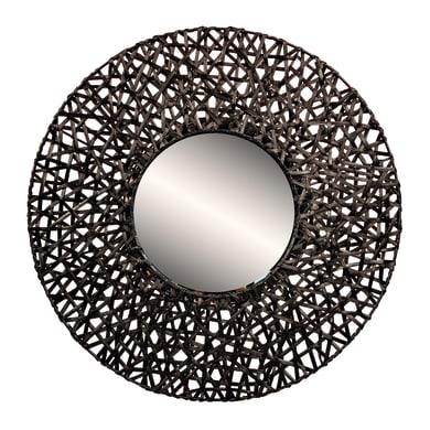 Specchio A parete tondo Pretoria 55x55 cm