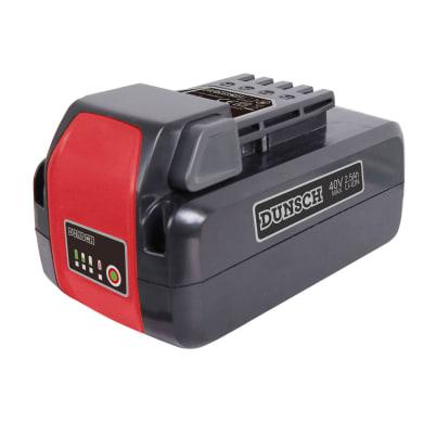 Batteria in litio 40 V 2.5 Ah