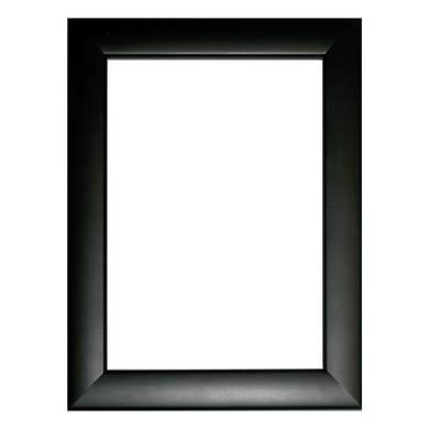 Cornice INSPIRE Bomber nero per foto da 50X70 cm