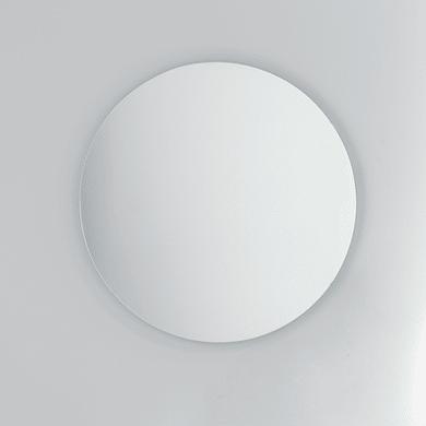 Specchio non luminoso bagno rotondo VELVET L 60 x H 60 cm Ø 60 cm