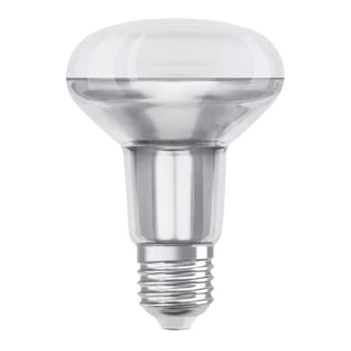 Lampadina LED, E27, Faretto, Opaco, Luce calda, 9W=670LM (equiv 100 W), 36° , OSRAM