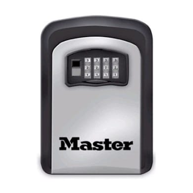 Scatola chiave sicura MASTER LOCK 5401EURD da fissare 8.3 x 12 x 3.4 cm