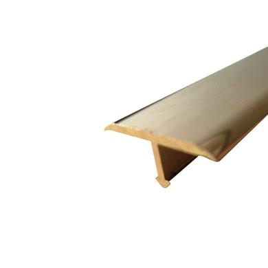 Giunto di dilatazione e frazionamento Procover ottone 1.4 x 90 cm