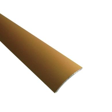 Soglia di dislivello PROSOL ALL oro 30 mm x 93 cm