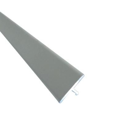 Soglia di dislivello argento 26 mm x 90 cm