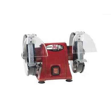 Mola da banco/levigatrice FEMI Doppia 24N 150 W 2950 giri/mm Ø 150 mm