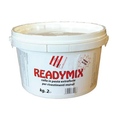 Colla per rivestimento murale pasta Readymix 2 kg