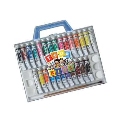 Kit per pittura con effetto decorativo 0.75 L multicolore