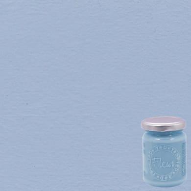 Colore acrilico FLEUR Lucy in the sky 0.13 L azzurro opaco