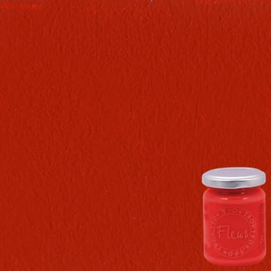 Colore acrilico FLEUR Rusty 0.13 L marrone opaco