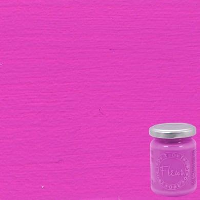 Colore acrilico FLEUR American beauty 0.13 L rosa opaco