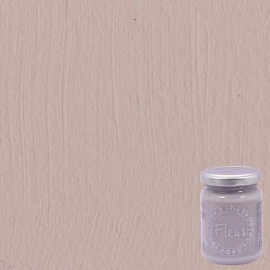 Colore acrilico FLEUR Powder rose 0.13 L rosa opaco