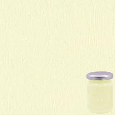 Colore acrilico FLEUR Banana cream 0.13 L giallo opaco