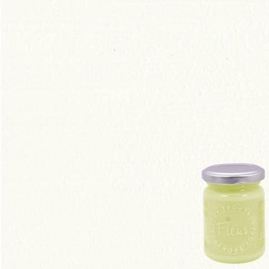 Colore acrilico FLEUR Sugar 0.13 L bianco opaco