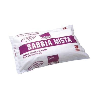 Sabbia Silice mista 25 kg