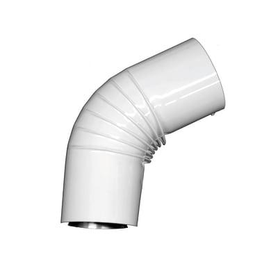 Raccordo per canna fumaria in alluminio Ø 120 mm
