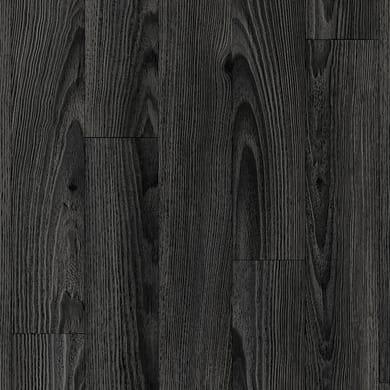 Pavimento pvc in rotolo Vacano , Sp 2.6 mm nero