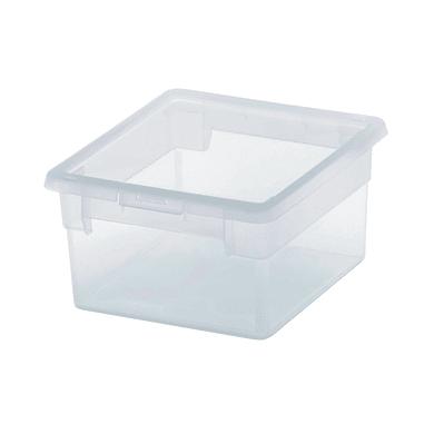 Contenitore Light Box L 17.8 x H 10 x P 20.4 cm trasparente