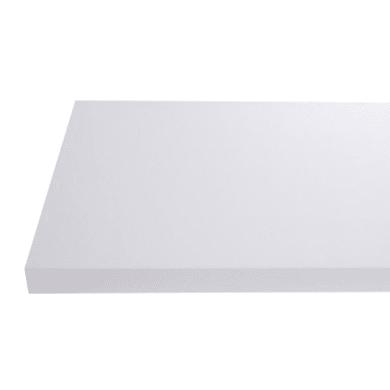 Top per lavabo SENSEA Remix L 150 x P 49 x H 3.8 cm lucido