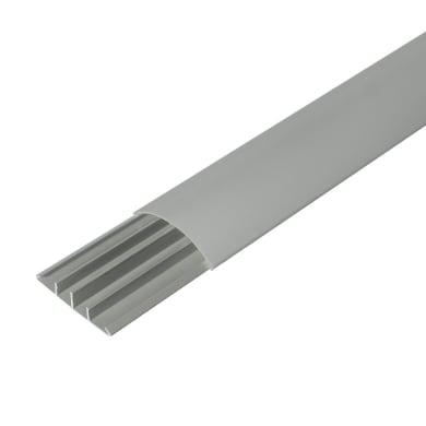 Canalina gtl KP1873.1 200 x 1.8 x 7.5 cm grigio / argento