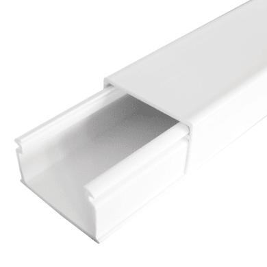 Canalina   1.5 X 200 X 1.5 cm bianco
