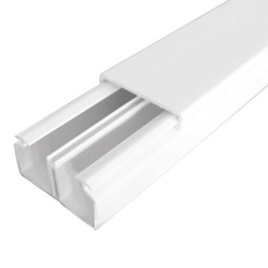 Canalina   4 X 200 X 1.8 cm bianco