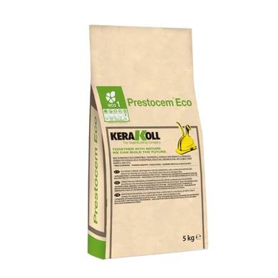 Cemento KERAKOLL Prestocem Eco 5 Kg