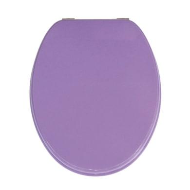 Copriwater ovale Universale Color80 mdf blu