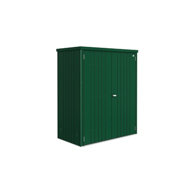 Box portattrezzi in alluminio BIOHORT L 155 x P 83 x H 182.5 cm