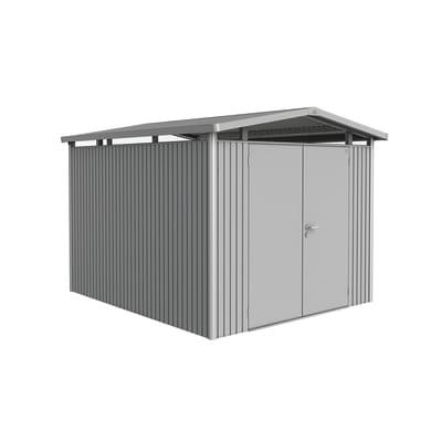 Casetta da giardino in alluminio e spessore parete 0.5 mm