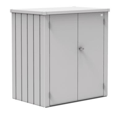 Box portattrezzi in alluminio L 140 x P 132 x H 87 cm