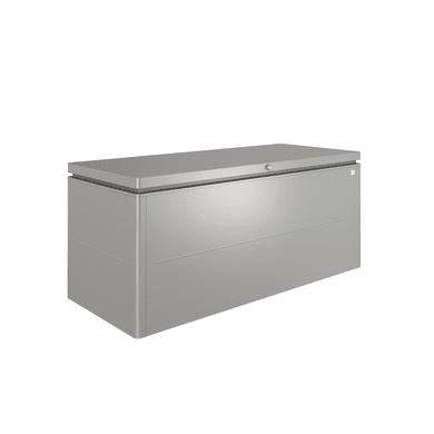 Baule da esterno BIOHORT in acciaio 200 x 84 cm