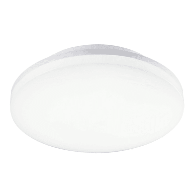 Applique Hilton LED integrato in plastica, bianco, 30W 2700LM IP65