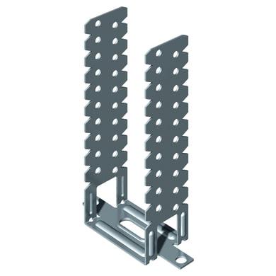 Supporto FASSA BORTOLO regolabile da 3 a 12 cm x 0.12 m Ø 30 mm