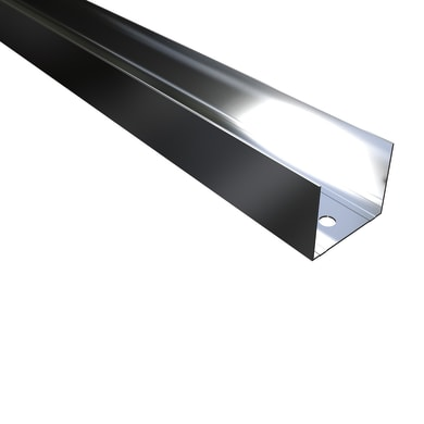 Guida KNAUF A U 40 mm x 3 m