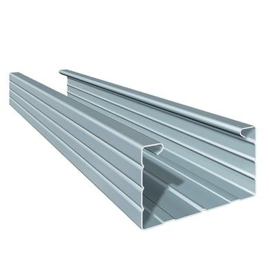 Profilo a c FASSA BORTOLO 15 x 48 mm 3 m