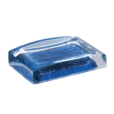 Porta sapone Antares blu