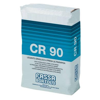 Cemento rapido FASSA BORTOLO CR90 25 Kg