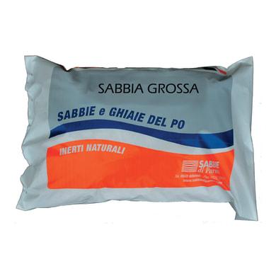 Sabbia BACCHI Vagliata 0/5 mm 25 kg