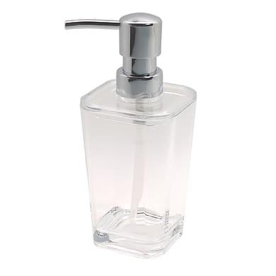 Dispenser sapone Claire trasparente