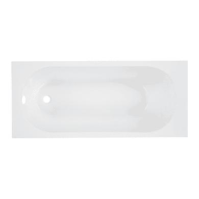 Vasca rettangolare Nerea bianco 70 x 170 cm SENSEA